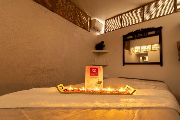 Aum Spa in Rishikesh at Atali Ganga